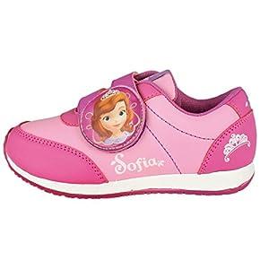 Zapatillas deportivas Princesa Sofia 24-25-26(2)-27(2)-28(2)-29(2)-30-31