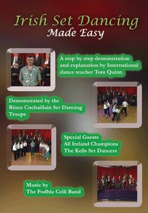 Irish Set Dancing Made Easy [DVD] [2009]