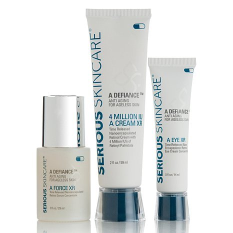 Serious Skin Care A Defiance Anti Aging A Complete Two