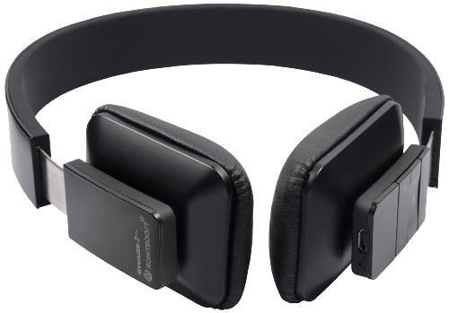 Rokit Boost Swage 2 Bluetooth Headphones - Hands-Free Calling And Bluetooth Headset