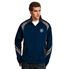 Seattle Mariners Tempest Jacket (Team Color) by Antigua