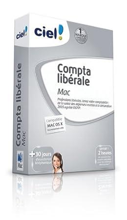 Ciel Compta Libérale Mac 2013 + 30 jours d'assistance téléphonique