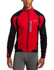 Gore Bike Wear Mens Alp-X 2.0 SO Zip-Off Sleves WindstopperJacket,White Black,Small by Gore Bike Wear