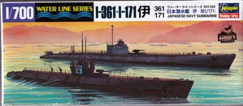 伊三百六十一型潜水艦 - Type D ...