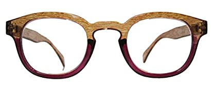 07f7513b57 Updated Two Tone Women s Reading Glasses with Soft Case By ICU Eyewear  (2.25