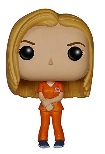 Funko - Figurine Orange is the New Black TV - Piper Chapman Pop 10cm - 0849803057893