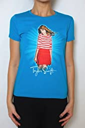 Blue Speak Now Tour Tee