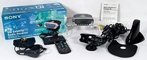 Sony DRN-XM01C XM Satellite Radio Receiver