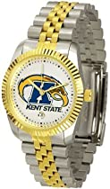 Kent Golden Flashes Suntime Mens Executive Watch - NCAA College Athletics