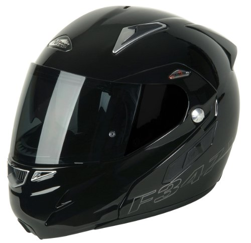 Nitro F347 Motorcycle Helmet Flip Up Medium