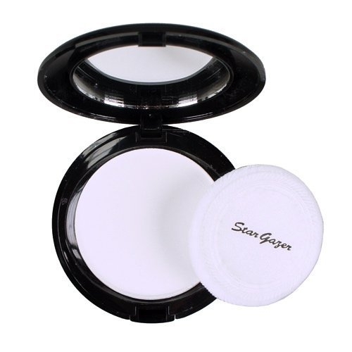 Stargazer Pressed Powder, White by Stargazer (English Manual)