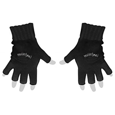 Motörhead - Fingerlose Handschuhe Logo