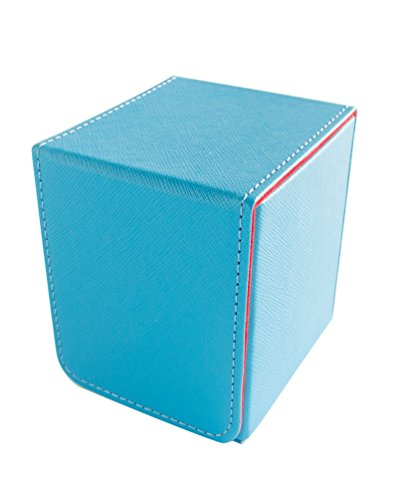 Dex Protection - Magnetic Flip Small Deck Box - Creation: Ocean (Blue)