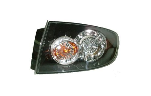 Mazda 3 Sedan Replacement Tail Light Assembly (LED Type) - Passenger Side rm1 2337 rm1 1289 fusing heating assembly use for hp 1160 1320 1320n 3390 3392 hp1160 hp1320 hp3390 fuser assembly unit