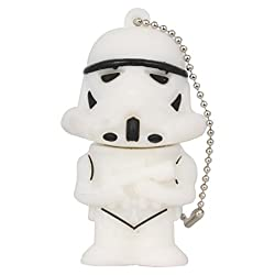 Zen The Master Starwars Storm Trooper Character Shaped Fancy Designer Durable 16 GB USB 2.0 Pendrive