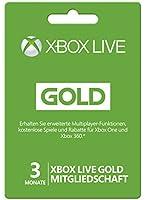 Xbox 360 LIVE 3m Gold Subscription