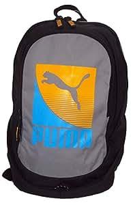 Puma Echo Small Backpack Grey - Orange