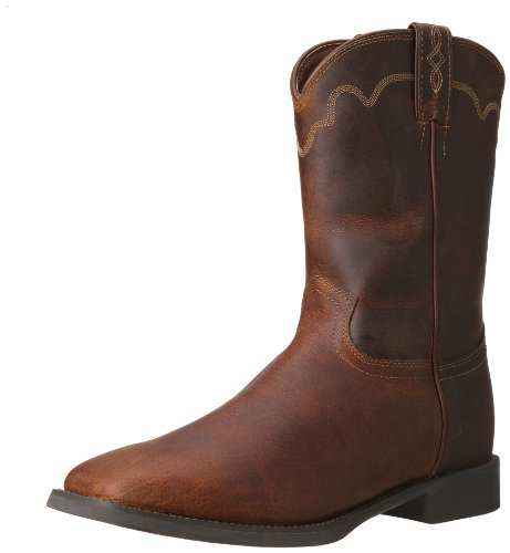 Justin Boots Men's Stampede Ropers Boot