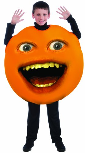 Child Annoying Orange Costume