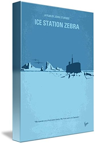 wall-art-print-entitled-no711-my-ice-station-zebra-minimal-movie-poster-by-chungkong-art