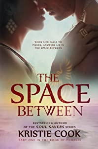 The Space Between by Kristie Cook ebook deal
