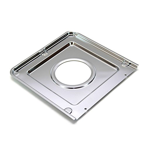 316011403 Frigidaire Range Square Gas Drip Pan (Universal Stove Drip Pans Gas compare prices)