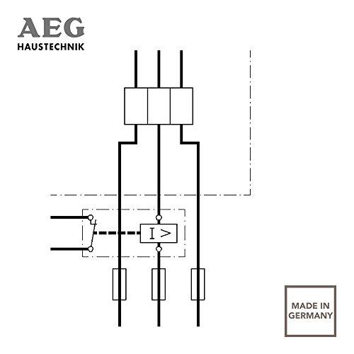 elektronischer durchlauferhitzer von aeg. Black Bedroom Furniture Sets. Home Design Ideas