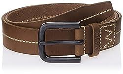 WAC Men's Leather Belt (8907222328528_Large_Tan)
