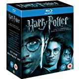 The Complete Harry Potter 8 Film Collection [Blu-ray] [2011]