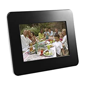 411%2Bdit6ExL. SL500 AA280  Samsung SPF 71E 7 Inch Digital Photo Frame   $60 Shipped