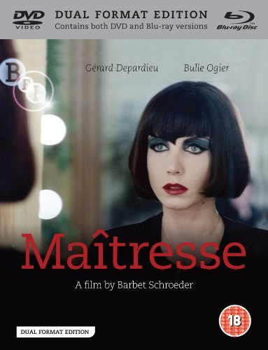 Ma?tresse (DVD & Blu-ray) [1975] by G?rard Depardieu