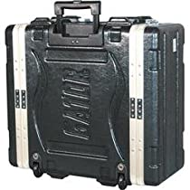 Hot Sale Gator GRR-4L Rolling ATA-Style Deluxe Rack Case