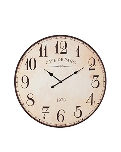 ZZZ_Especial Dia del padre Reloj De Pared Beige