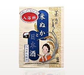 日本盛 米ぬか美人 入浴料 25g×5個
