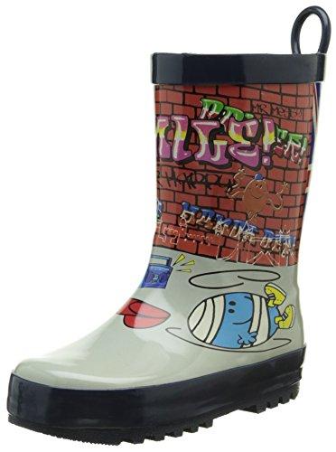 Be OnlyMr Mme Street Dance - Stivali da pioggia a metà polpaccio Unisex - Bambini , Multicolore (Multicolore (Multico)), 28