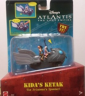 Kida's Ketak from Atlantis - Lost Empire Accessories Action Figure