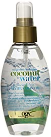 OGX Weightless Hydration Coconut Water Oil 4 Ounce Pack of 6