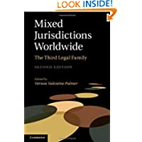 Mixed Jurisdictions Worldwide: The Third Legal Family