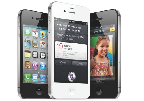 Apple 64GB iPhone 4S White (Factory Unlocked)