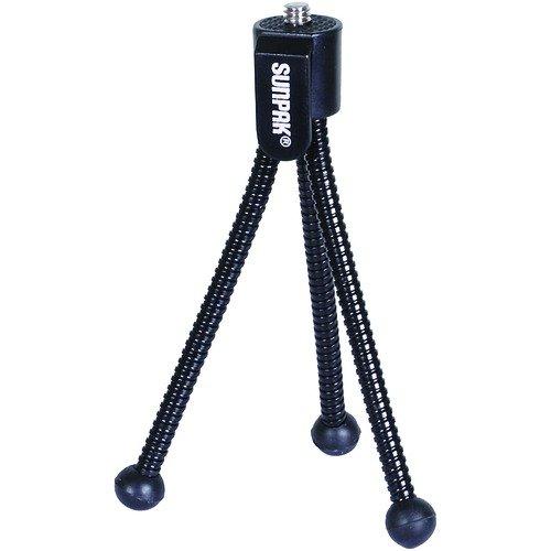 Sunpak SPK620786 5-Inch Flex Leg Mini-Spider Tripod