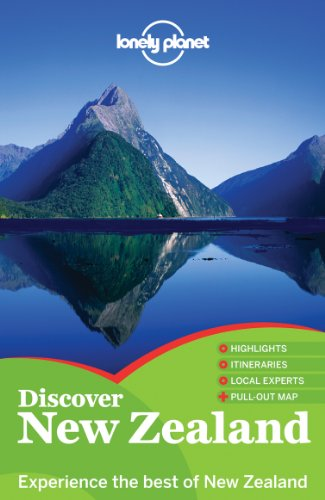 Lonely Planet Discover New Zealand (Travel Guide) PDF