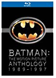 echange, troc Batman Legacy - Batman, Batman Returns, Batman Forever, Batman and Robin [Blu-ray] [Import anglais]