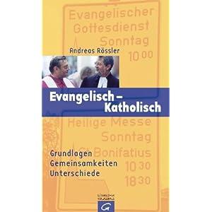 eBook Cover für  Evangelisch Katholisch Grundlagen Gemeinsamkeiten Unterschiede Quell Impulse