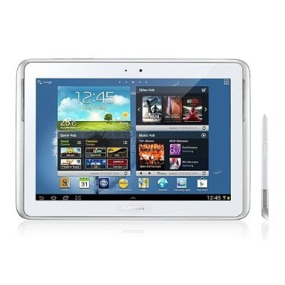 Samsung Galaxy Note 10.1 inch N8000 White 3G / Wi-Fi 16GB Tablet