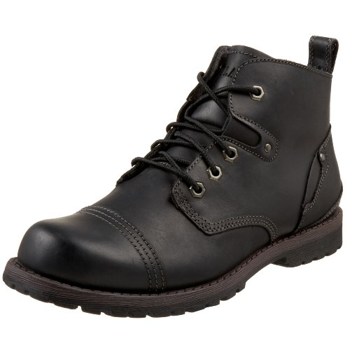 Eastland Men's Blue Steel Cap Toe Boot