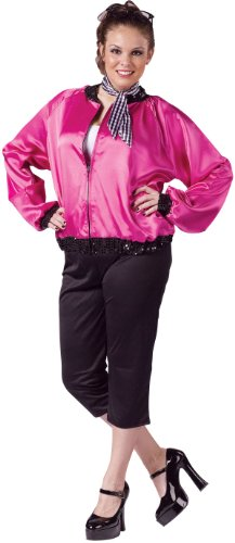 Fun World Women's T-Bird Grease 50s 60s Costume