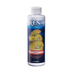 Kent Marine 00395 Tech I Iodine Supplement, 8-Ounce Bottle