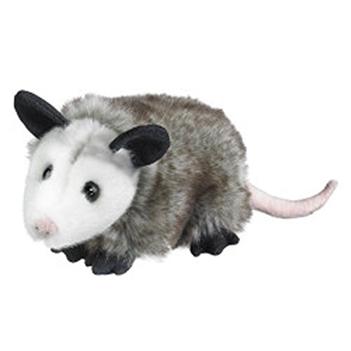 Wild Life Artist Opossum Stuffed Animal Conservation Critter