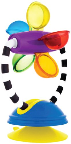 Sassy Spin & Spill Bath Toy