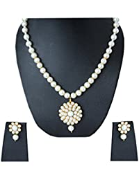 Valentines Special Week : Waama Jewels Beautiful Pachhi Set Pendant Set Party Wear Special For Valentines Gift